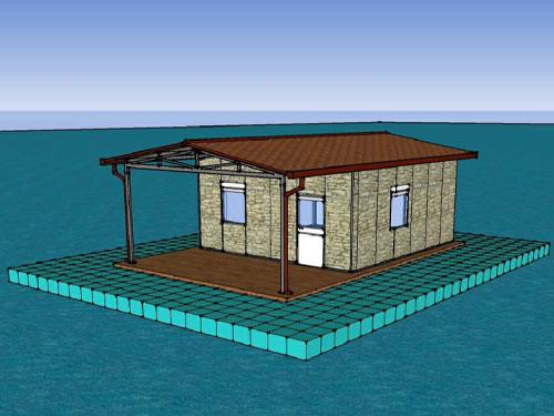 Casa prefabbricata otto - Acqua depurata a casa ...